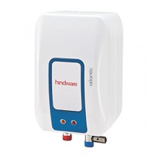 Hindware Atlantic HI03PDB30 3-Litre 3000-Watt Instant Water Heater (White and Blue)