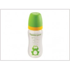 TUPPERWARE BABY BOTTLE 9OZ FROG