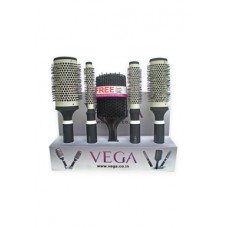 VEGA PROFESSIONAL HAIR BRUSH SET PHBS-01