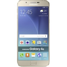 Samsung Galaxy A8 (Gold, 32 GB)