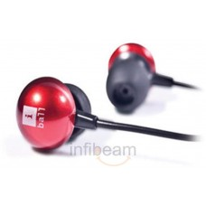iBall Music Pearl (Black / White / Grey / Red) Earphones