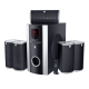 iBall Booster 5.1 Speaker System (With Bluetooth)