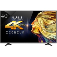 Vu 102cm (40) Ultra HD (4K) Smart LED TV(4 X HDMI, 3 X USB)
