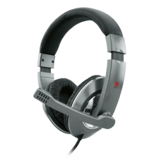 iBall TapOn X9 Wired Gaming Headset(Black)
