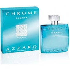 CHROME SUMMER  EDT 100ML for Men