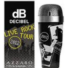 DECIBEL LIVE ROCK TOUR EDT 100ML for Men