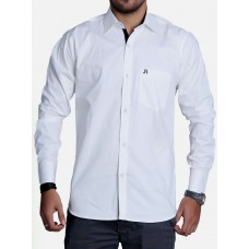 Men's Formal Shirt White