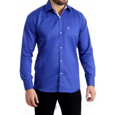 Men's Formal Shirts Blue