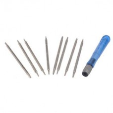 PENG FA Tool Kit 9 Pcs High Quality 8 Bits