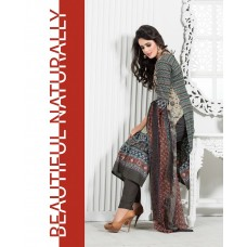 Nagma - Lawn Cotton Straight Suit